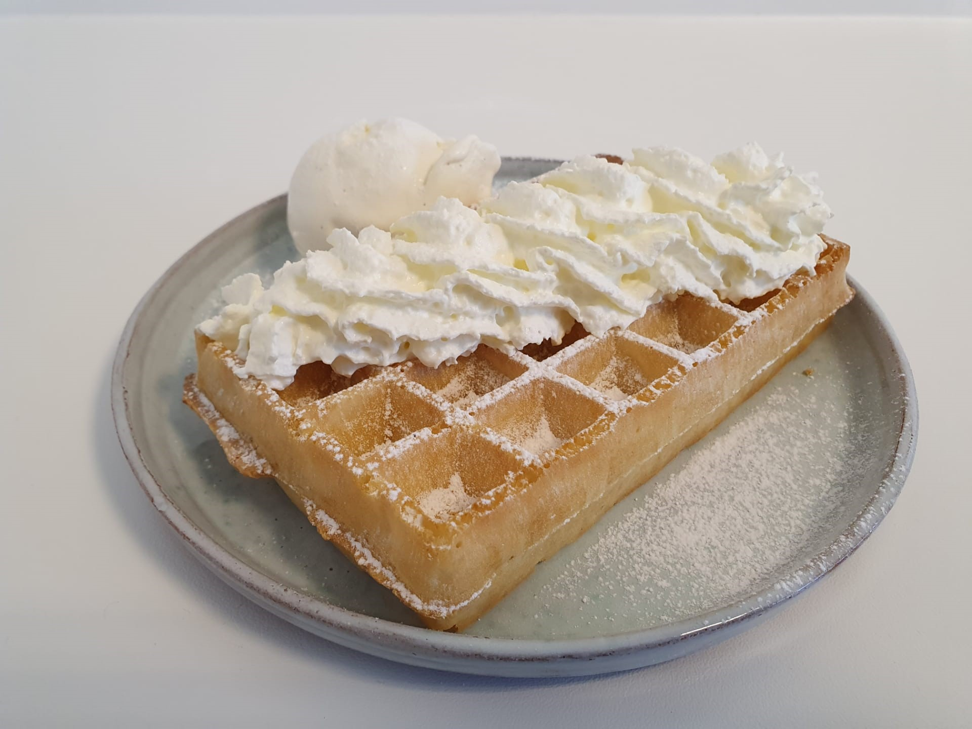 Ice It Yourself Brusselse Wafels