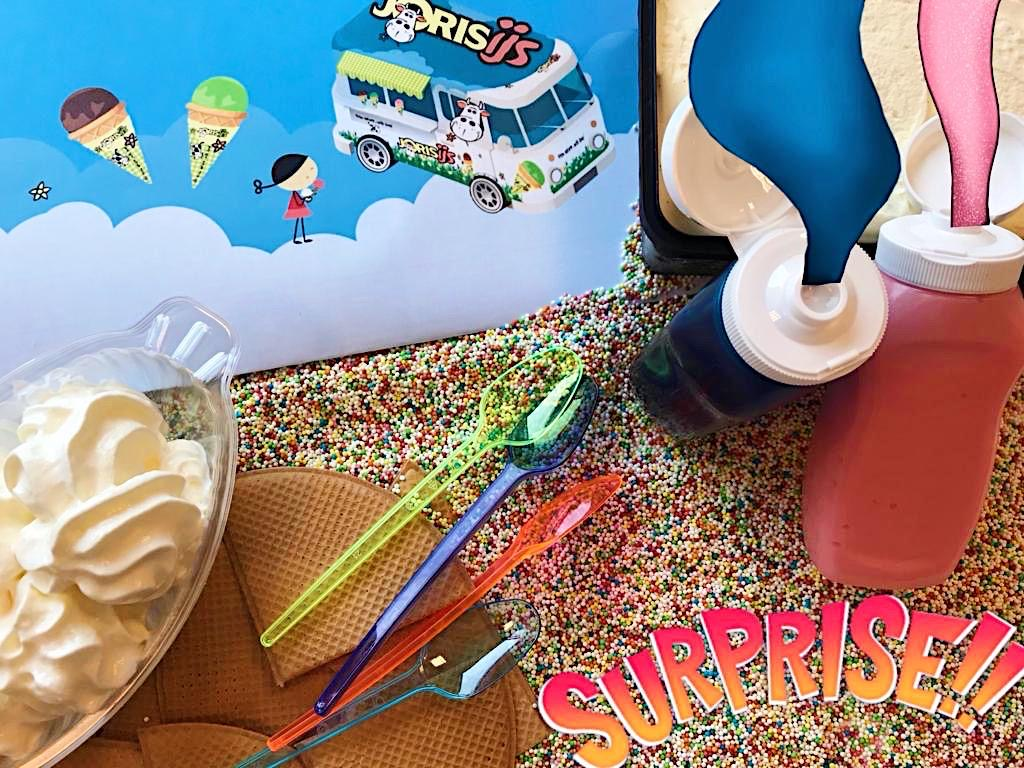Ice it Yourself Kidsbox met verrassing!